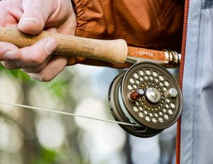 Orvis fly fishing rod